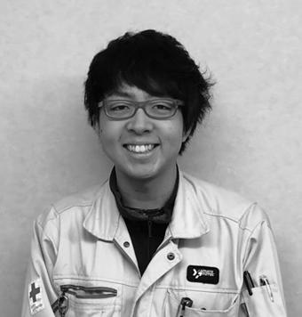 株式会社AKKシステム先輩 野田 賢